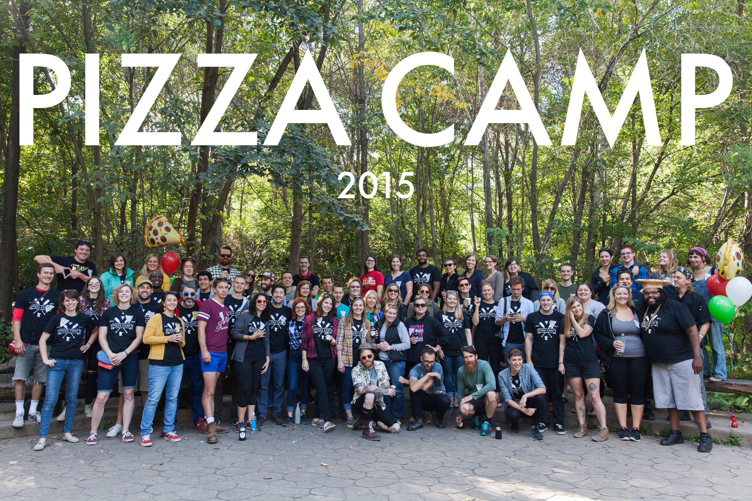 Pizza Camp 2015